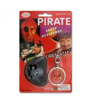 Набір пірата з кульчиком