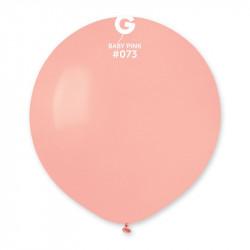 """Повтіряні кульки 19"""" Рожеві Бейбі"""