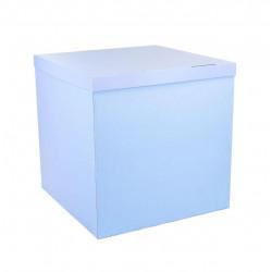 Коробка-сюрприз блакитна...