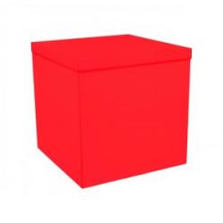Коробка-сюрприз червона...