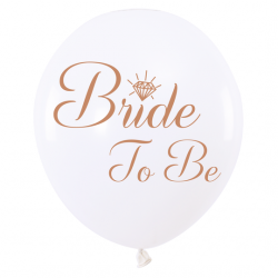 Повітряні кульки Bride to...