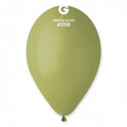 Повітряні кульки оливкові...