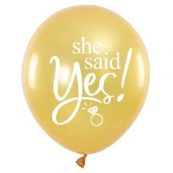 Повітряні кульки She said...