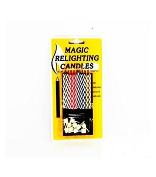 Свічки для торта магічні