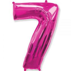 Повітряна кулька Цифра 7...