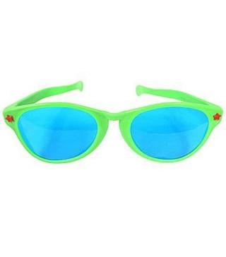 Окуляри Джумбо зелені
