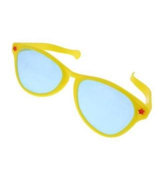 Очки Джумбо желтые