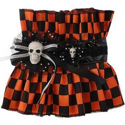 Комір помаранчево-чорний з...