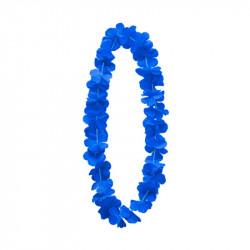 Леї гавайські Сині тканина