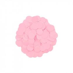 Конфеті кружечки рожеві 15г