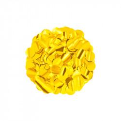 Конфеті кружечки золото 15г...