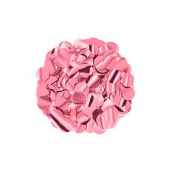 Конфеті кружечки  рожеве...