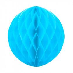 Паперова куля-соти блакитна...