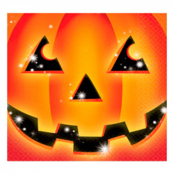 Серветки Гарбуз Halloween...