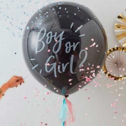 Повітряна куля Boy or Girl...