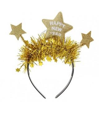 Обруч Happy New Year