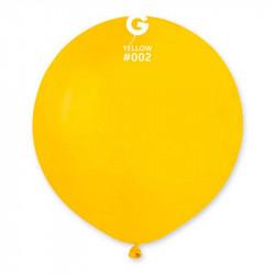 """Повітряні кульки жовті 19""""..."""