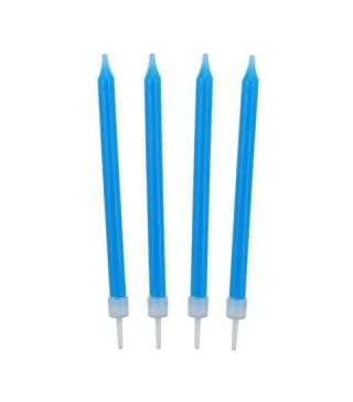 Свічки класичні сині