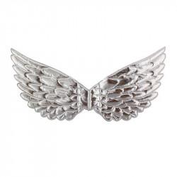 Крила Ангела срібні 42см