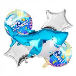 Набір кульок Happy birthday...