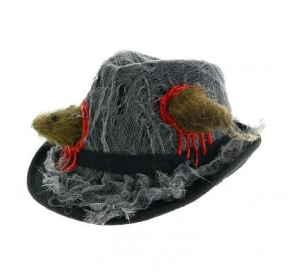 Шляпа с крысой