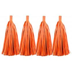 Гірлянда Тассел помаранчева...