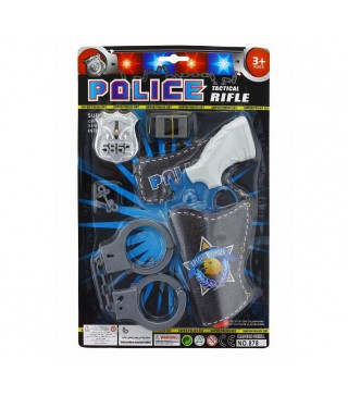 Набор Полиция 5шт/уп