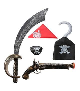 Набір карнавальний Хоробрий Пірат
