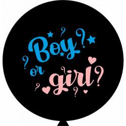 Повітряна куля сюрприз Girl...