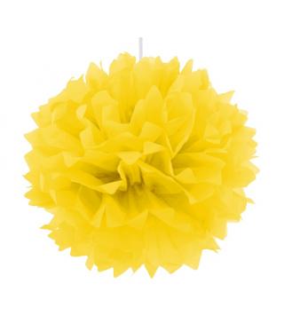 Помпон жовтий