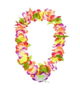 Леї гавайські на шию Променисті