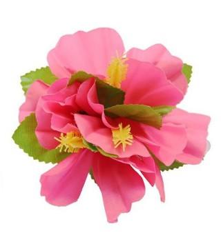 Гавайська заколка рожева