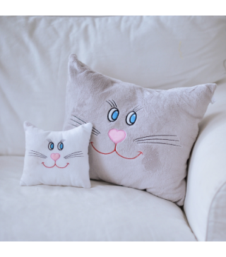 Набір подушок-іграшок Котики