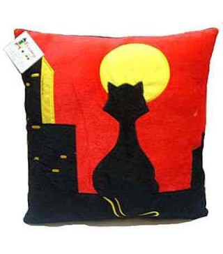 Подушка Кіт на даху