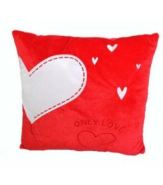 Подушка-іграшка З сердечками