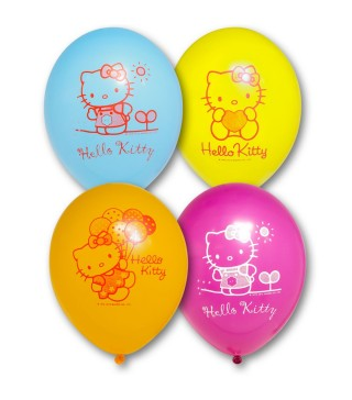 Шарики Hello Kitty 5 шт