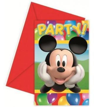 Запрошення Міккі кульки