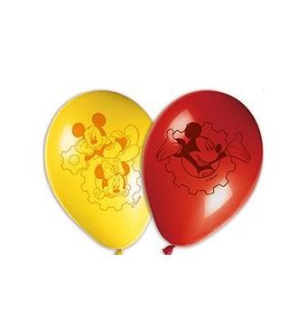 Набір кульок Міккі Маус 8шт/уп