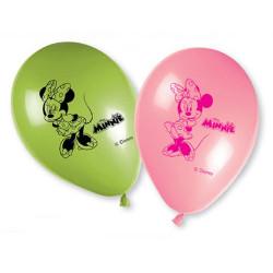 Воздушные шарики Минни Маус...