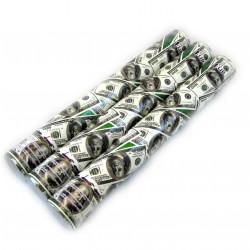 Пневмохлопушка Доллары 40см