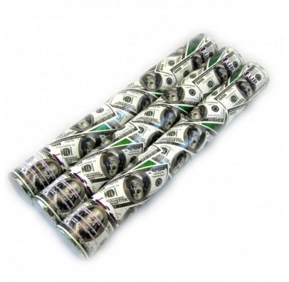 Пневмохлопушка Доллары 30см