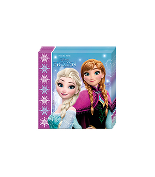 Салфетки Frozen