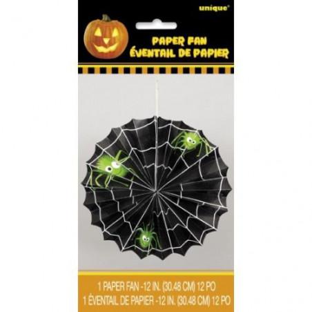 Бумажный веер (фант) Хэллоуин