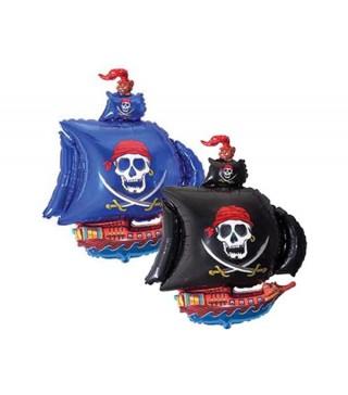 Кулька повітряна Піратський корабель