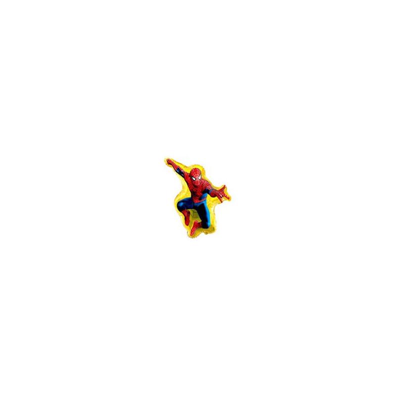 Шарик фольгированный мини Спайдермен