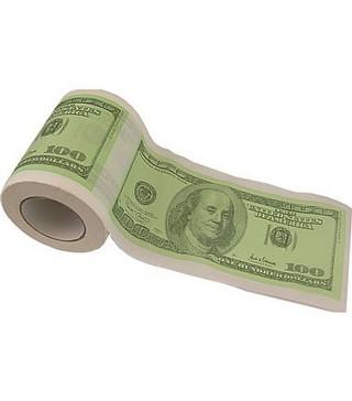 Туалетний папір Долар