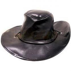 Шляпа Ковбоя кожа