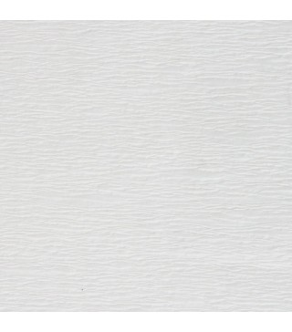 Креп-папір білий