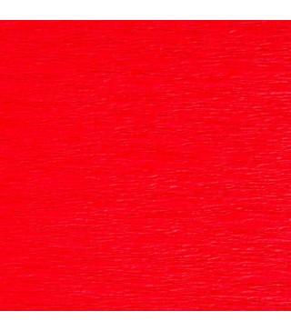 Креп-бумага красная 50Х200см