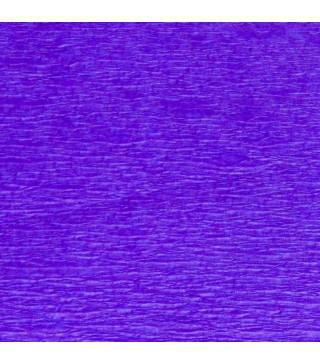 Креп-бумага фиолетовая 50х200см
